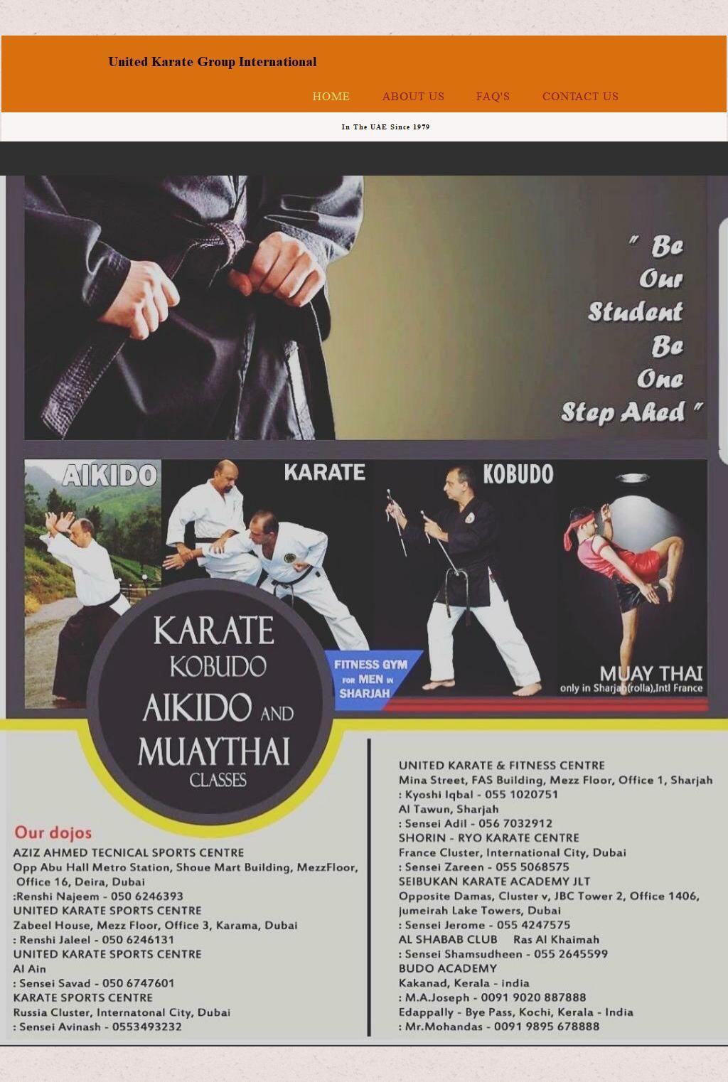 Seibukan Karate Academy Jlt Jumeirah Business Centre Tower