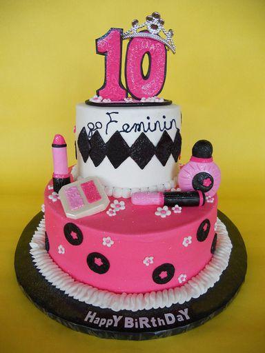 10 Jahre Gofeminin Gofeminin Geburtstagstorte Rezept