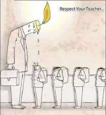 Teacher S Day Meaningful Drawings Deep Art Meaningful Art