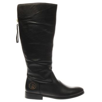 Red Or Dead Black Tammie Womens Boots