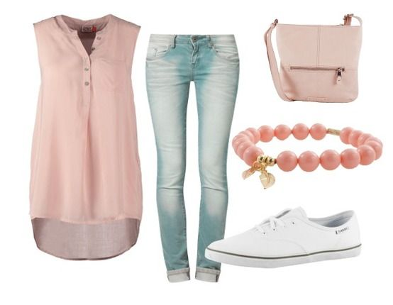Happy :) - Freizeitoutfit - stylefruits.de