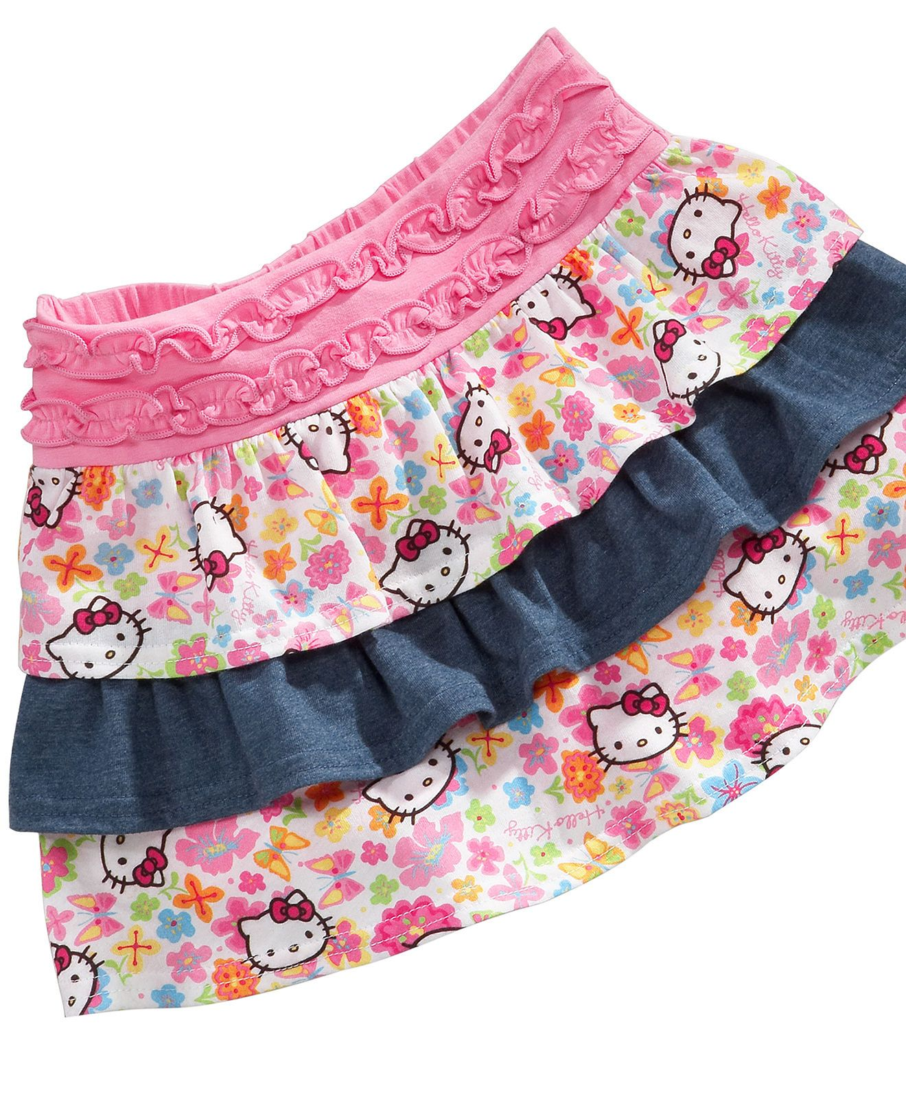 Hello Kitty Skirt for my children one day haha