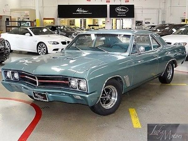 Buick Skylark 2 Door Sedan Post Car 1967 Buick Skylark Gs 400 Numbers Matching 400 V8 Engine Http Www Legend Buick Skylark Buick Cars Holden Muscle Cars