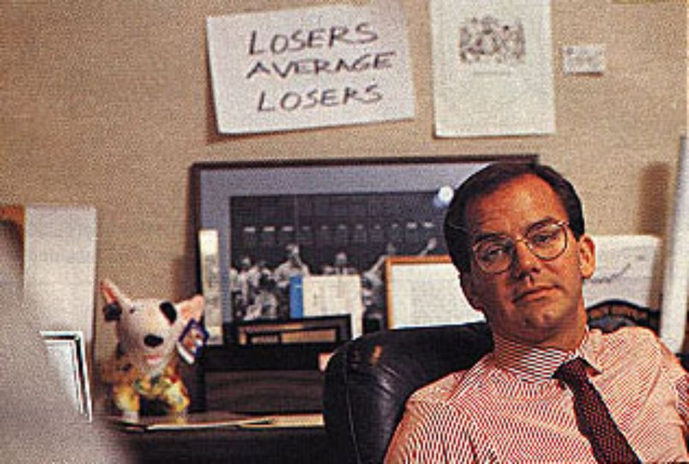 Paul Tudor Jones Losers Average Losers Google Search Paul