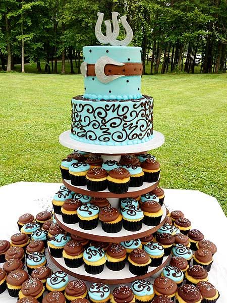 Idea Gallery | Cake and All Things Yummy | chic western/cowboy ...
