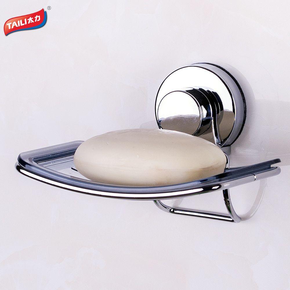 Chrome Soap Dish Holder Soap Basket Soap Box-Wholesale Bathroom ...