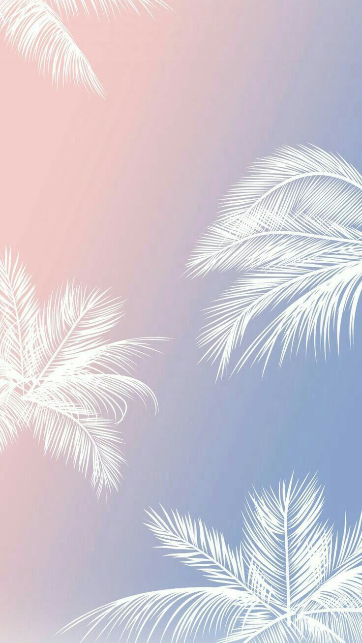I Love This Tropical Backround Its So Summery And Makes You Feel