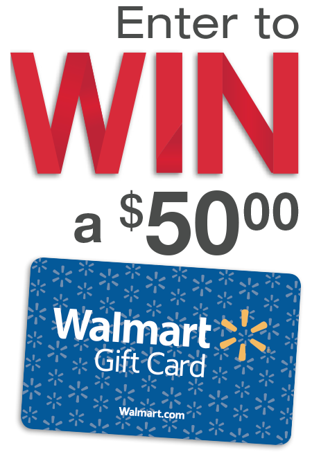 enter to win a 50 walmart gift card - Gift Card Places