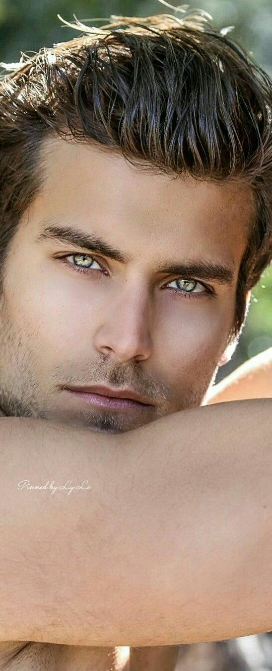 Pin By Roe Forestier On Eyes Beautiful Men Faces Beautiful Eyes