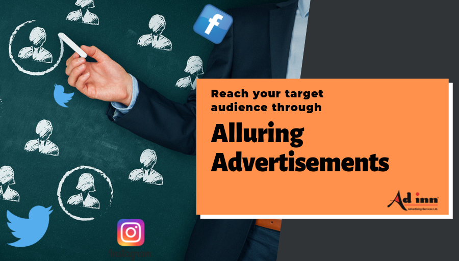 Do you know? Through effective advertising, you can