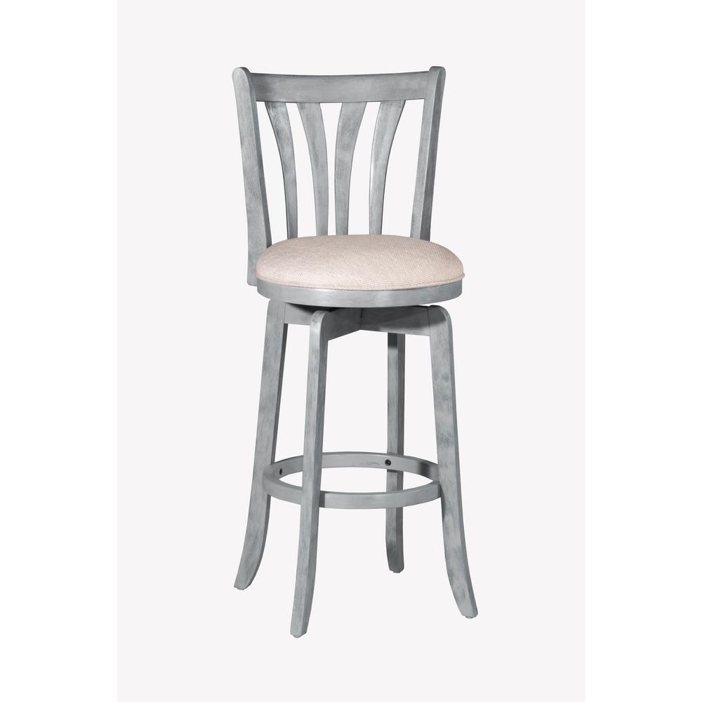 Hillsdale Furniture Savana Blue Wirebrush 25 75 In Counter Stool