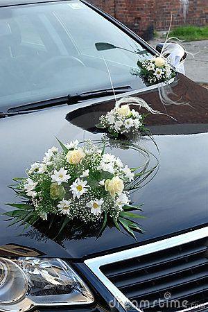 Elegant Wedding Car Decoration Eskv Pinterest Wedding Car