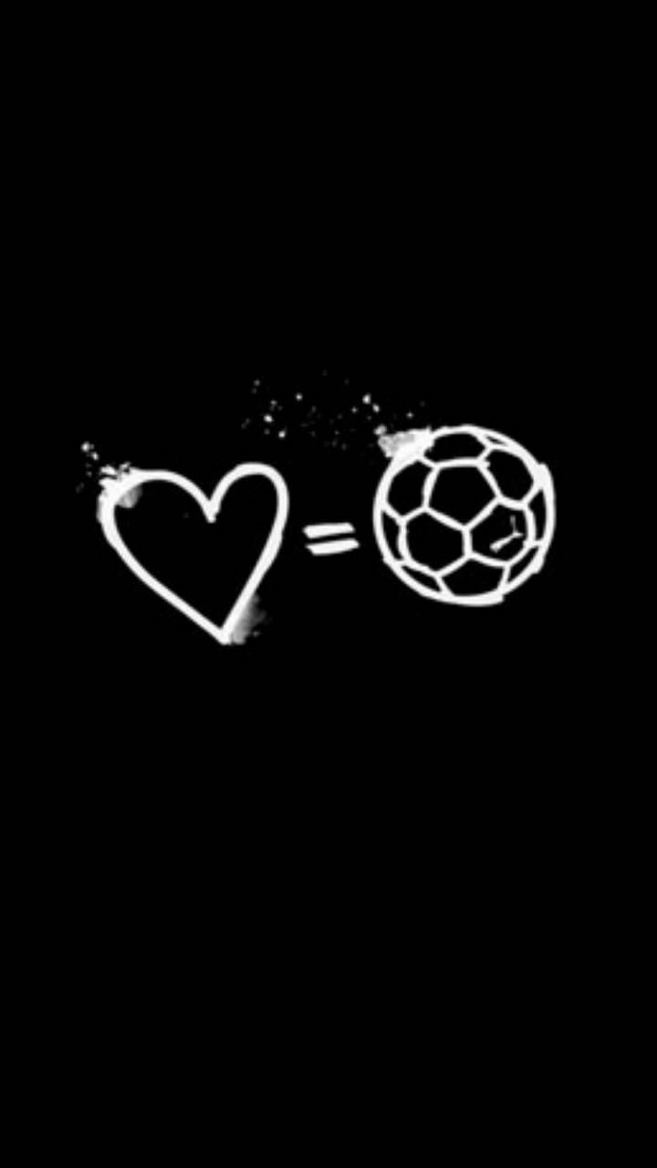 Futbol Amor Football Wallpaper Football Tattoo Soccer Tattoos
