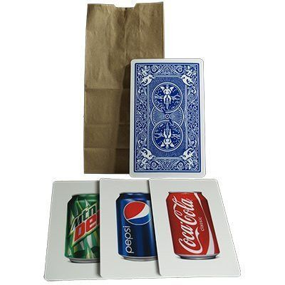 Coke, Pepsi & Mt. Dew by Ickle Pickle - Trick