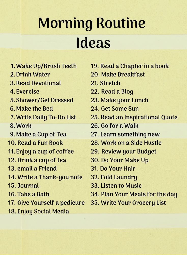 Photo of How to Create a Morning Routine, Even if You Aren't a Morning Person – Making Time for Giggles