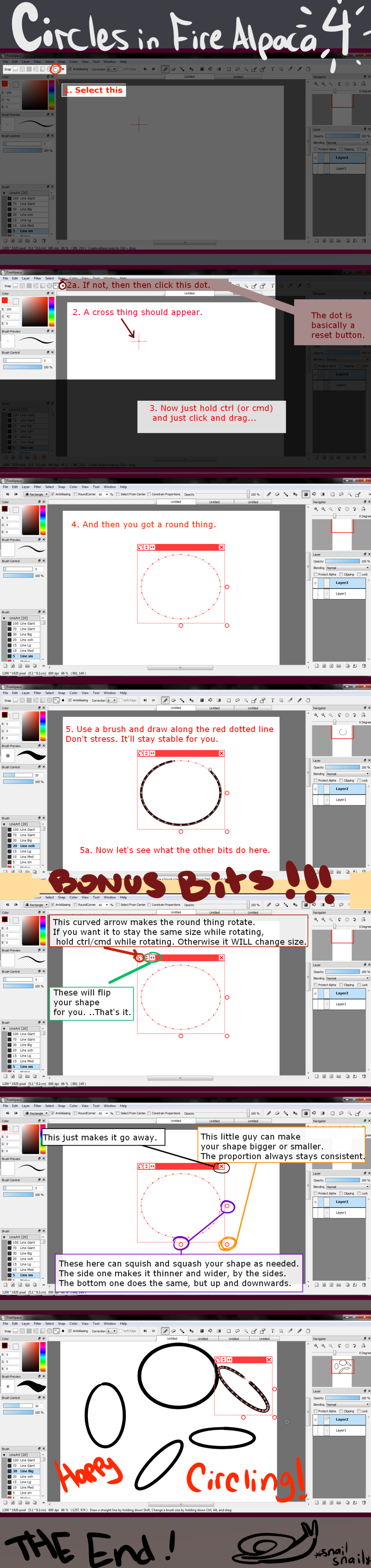 How to- Circles in FireAlpaca- the cool way by Brashgirl901