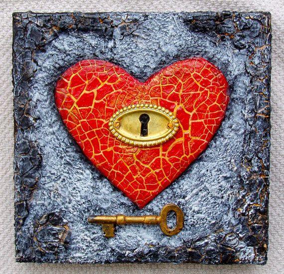 The Key to my broken heart.