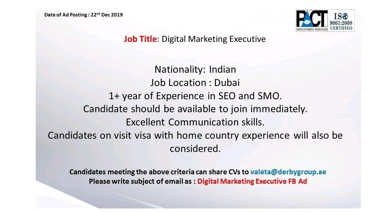 Pin By Jelyn Jessica On Latest Jobs Communication Skills Digital Marketing Job Title