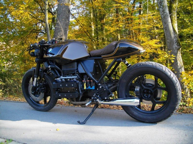 BMW K75 CAFE RACER   Custom Motorcycles For Sale In United