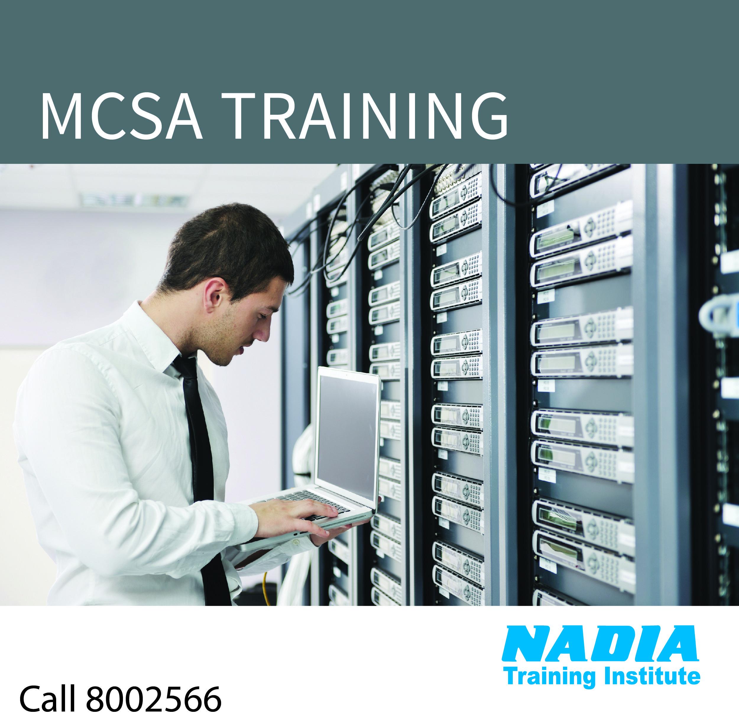 MCSA Course in Dubai, Abu Dhabi & Sharja Windows server