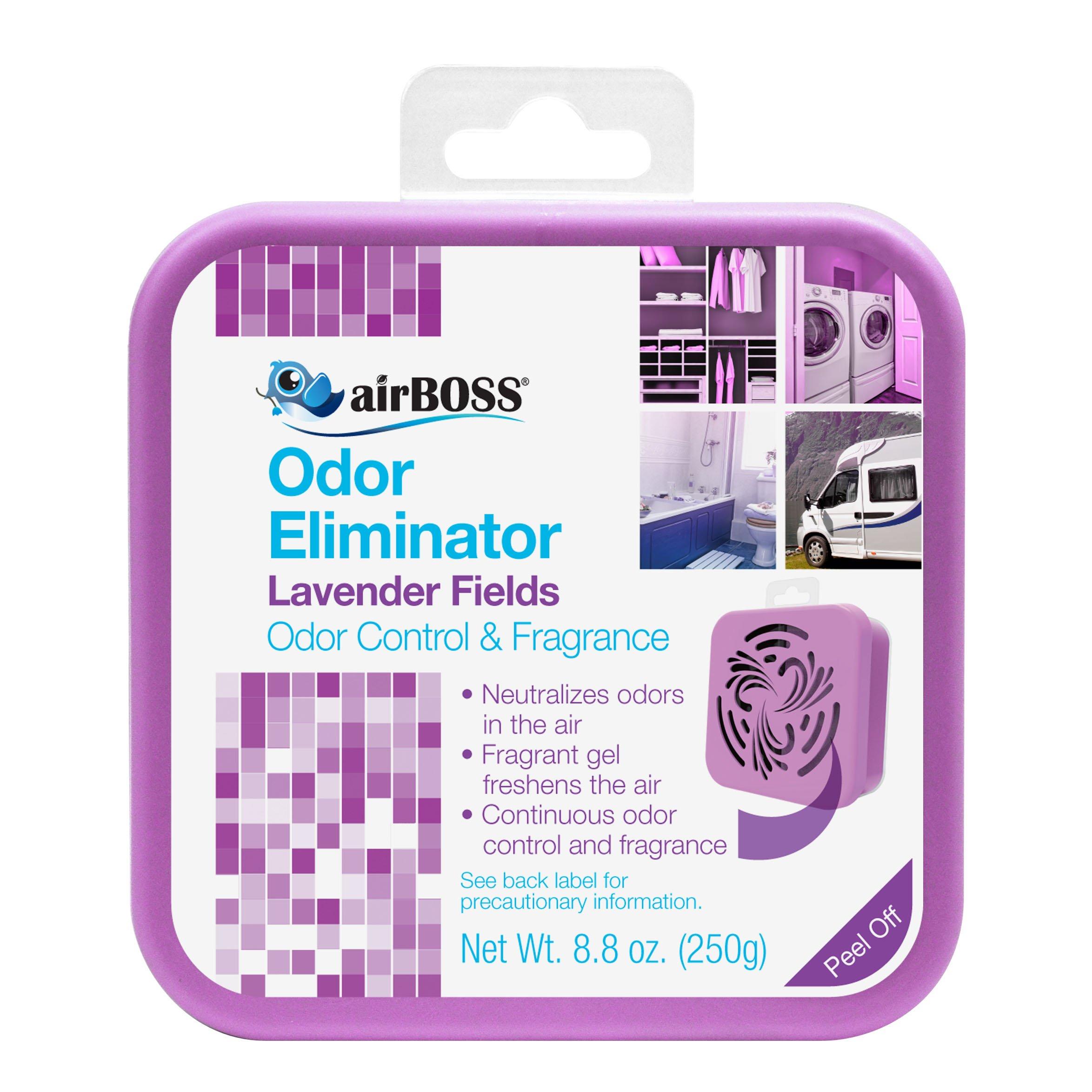 AirBOSS Closet Odor Eliminator   Lavender Fields