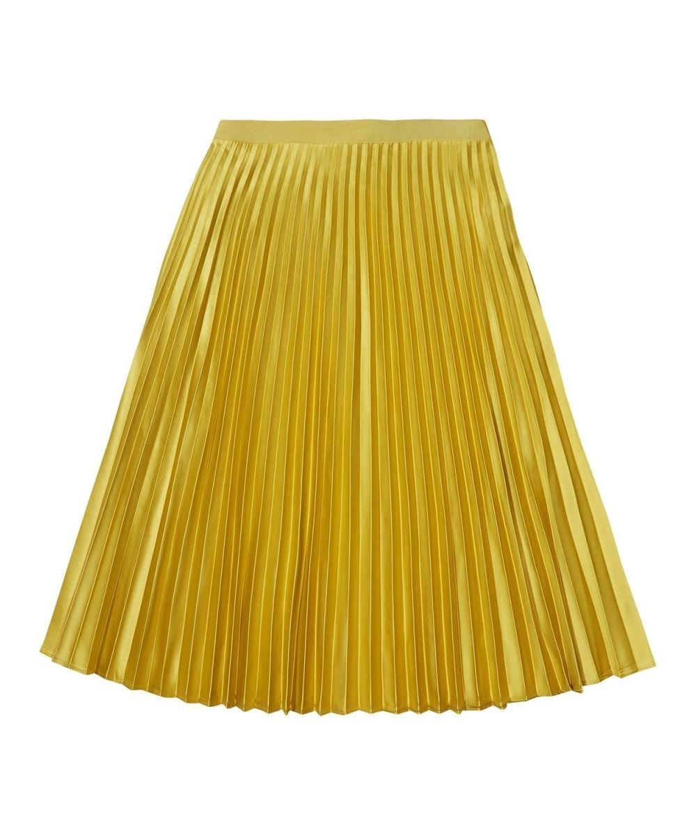 242b7e26f Maison Scotch Knee length pleated skirt   My Closet   Pleated Skirt ...