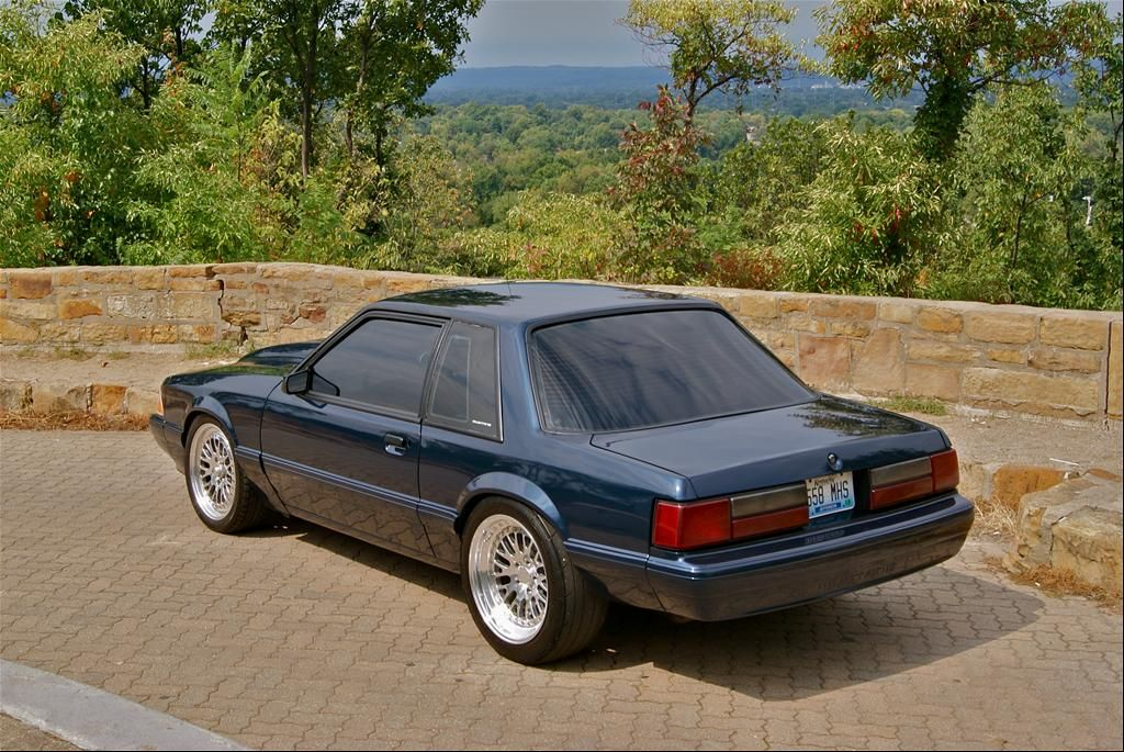 1990 Ford Mustang Lx Sedan 2d Louisville Ky Owned By