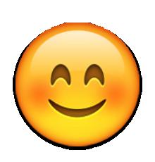 Výsledek obrázku pro lucky emoji png