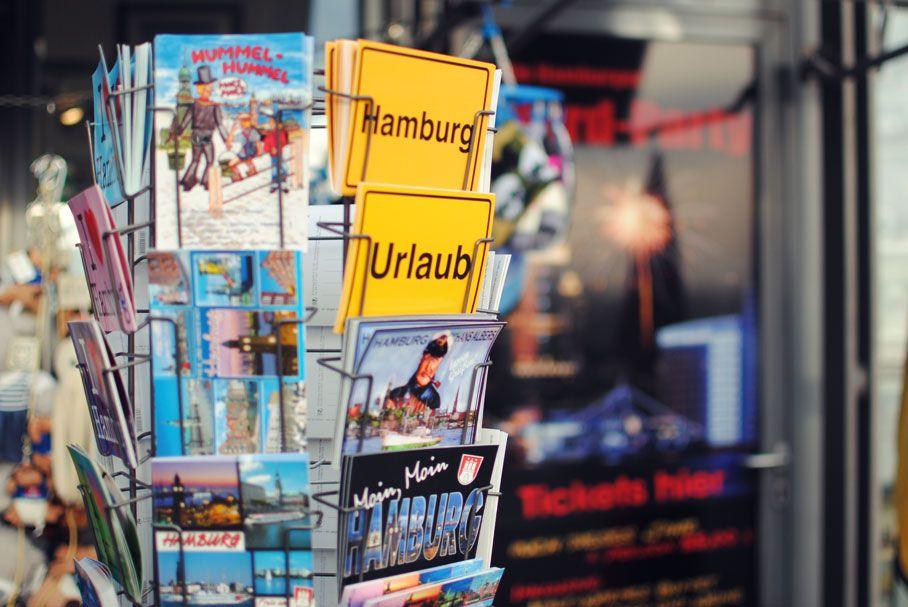 Guide til Hamburg!