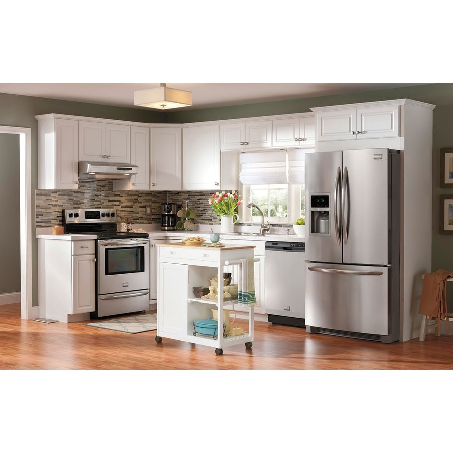 Kitchen Classics Concord 24 In W X 35 In H X 23 75 In D White Drawer Base Cabinet Kitchen Design Small Kitchen Base Cabinets