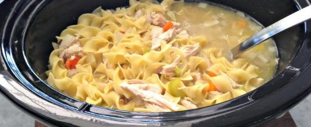 Tastee Recipe The Easiest Chicken Noodle Soup You'll Ever Make - Page 2 of 2 - Tastee Recipe