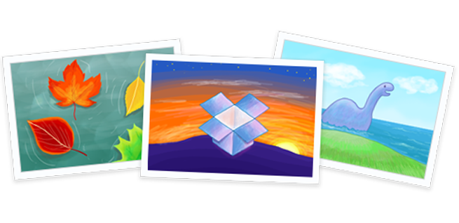 Dropbox adds automated photo uploading from PCs and Macs, new Photos page