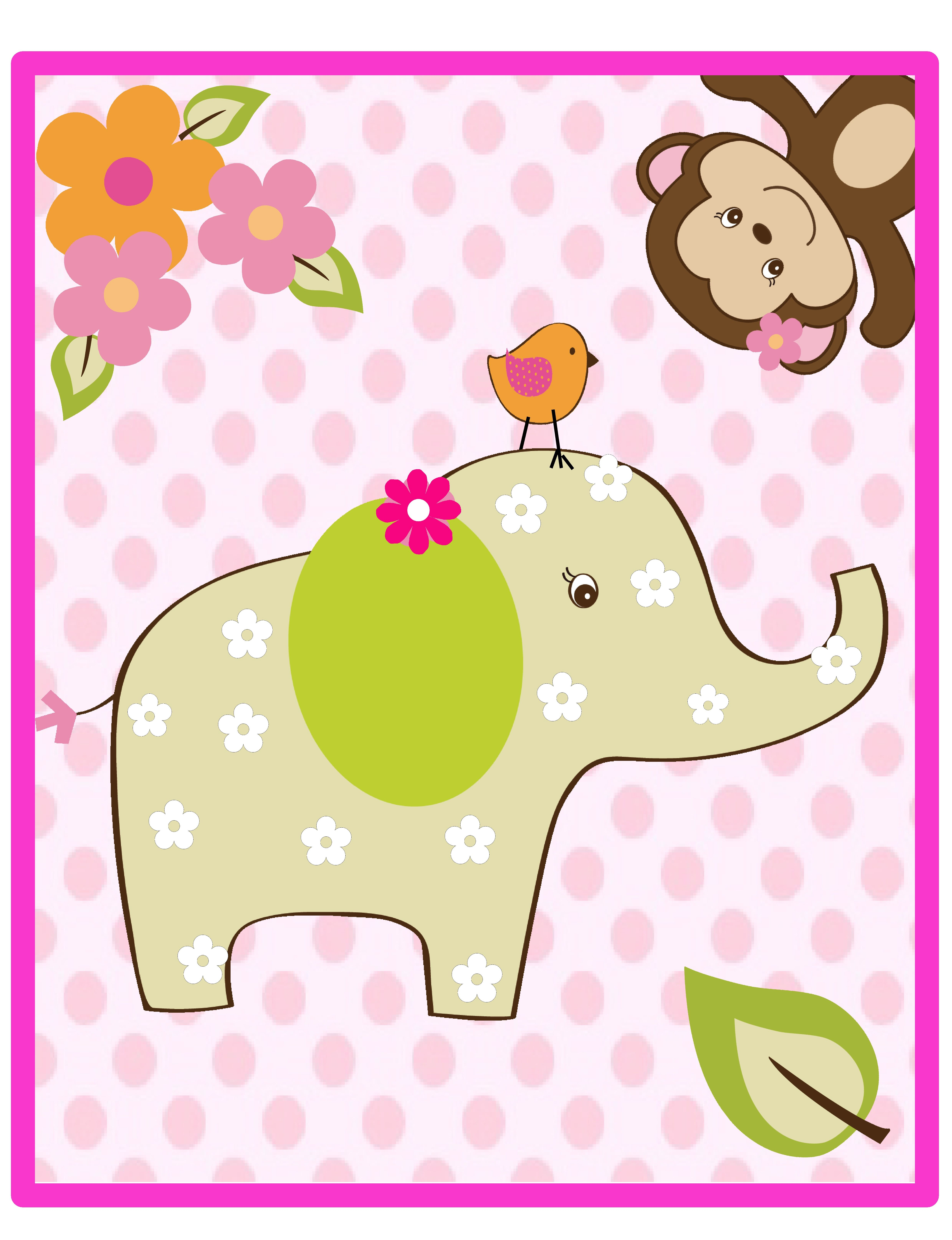 Print for framing for Jungle Jill nursery for Arianna | DECOR ...