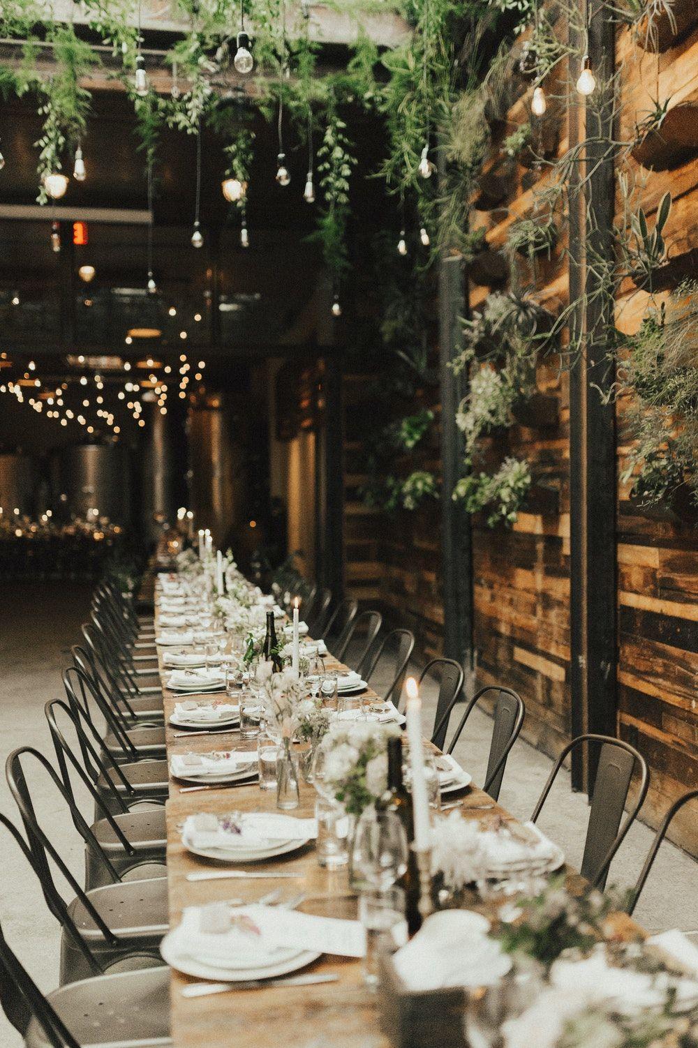 Light Flooded Vintage Wedding At Brooklyn Winery New York Wedding Venues Brooklyn Winery Unique Wedding Venues