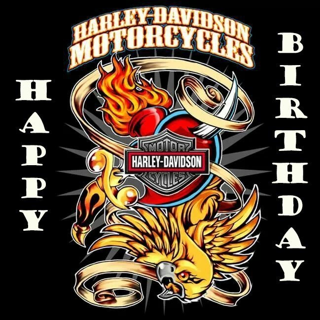 Free Harley Davidson E Cards – Harley Davidson Birthday Cards