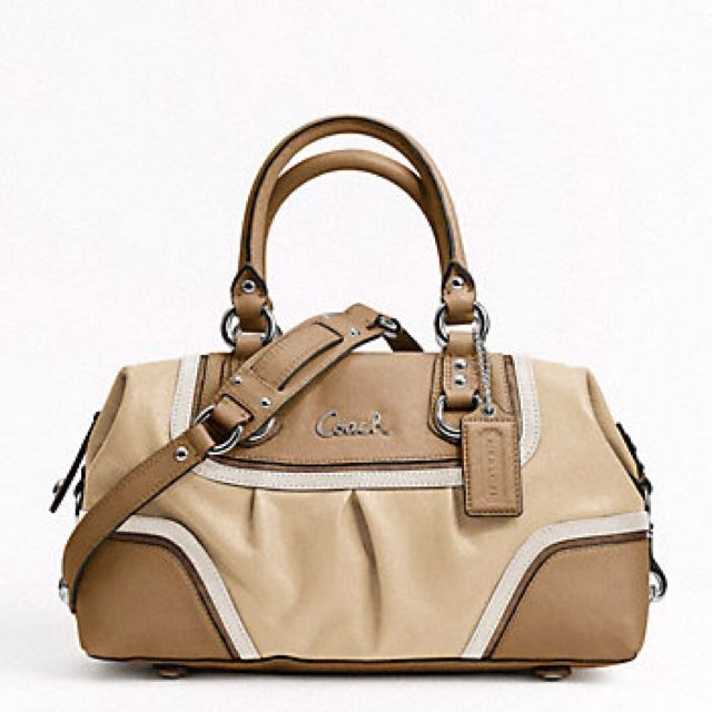 c4bfc2002 Coach Ashley Spectator Leather Satchel. Coach Ashley Spectator Leather  Satchel My Style Bags ...