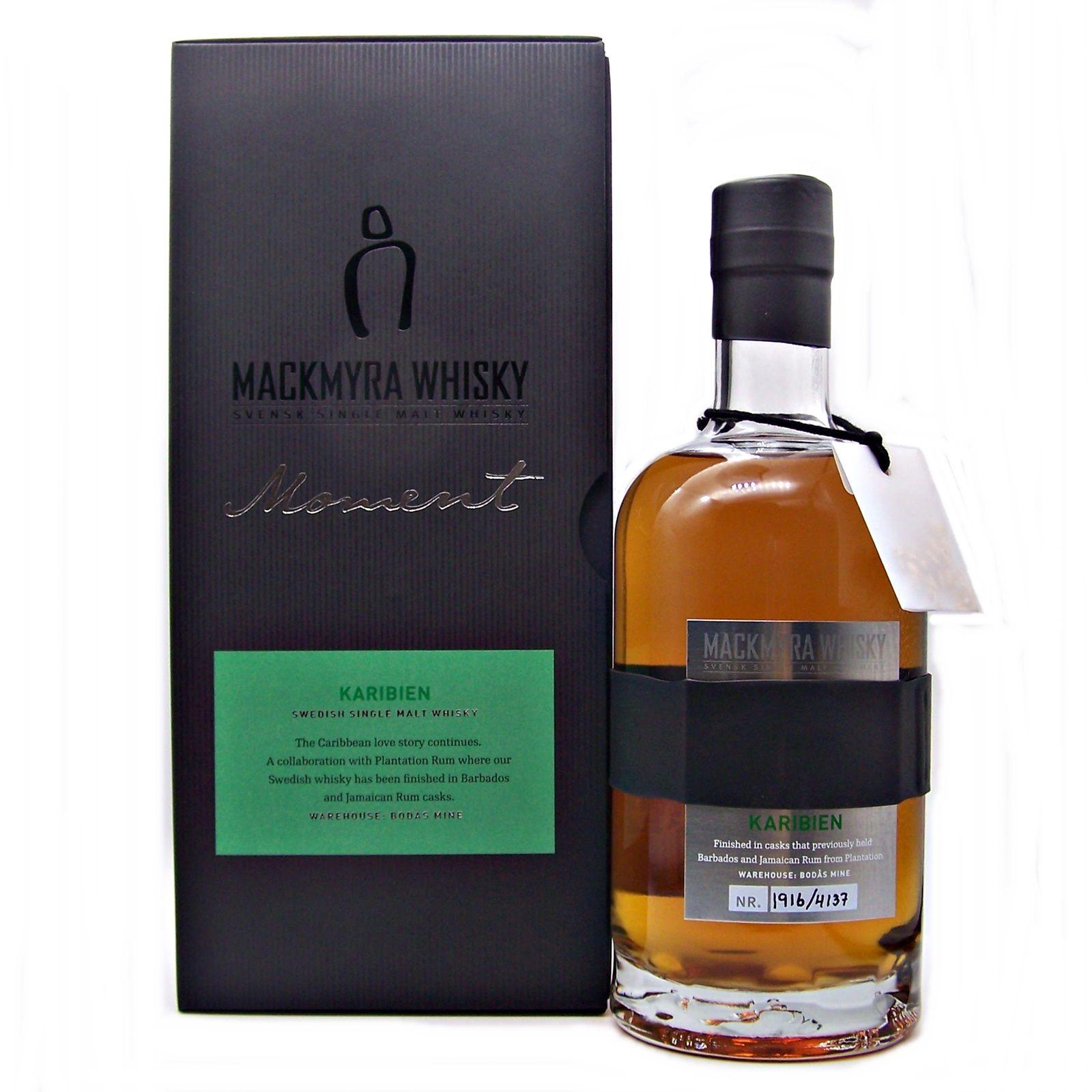 Mackmyra Karibien Swedish Whisky In 2019 Malt Whisky Whisky