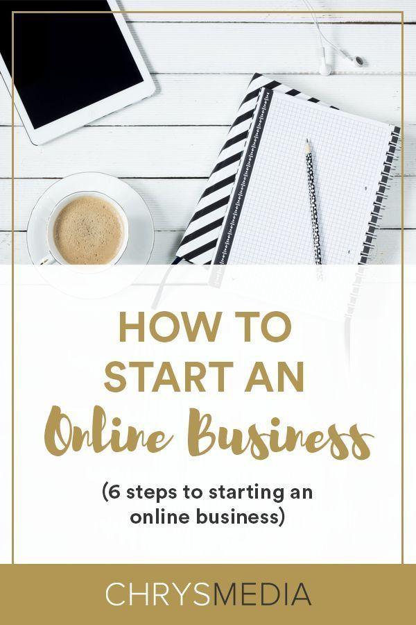 How To Start An Online Business | Online business ...