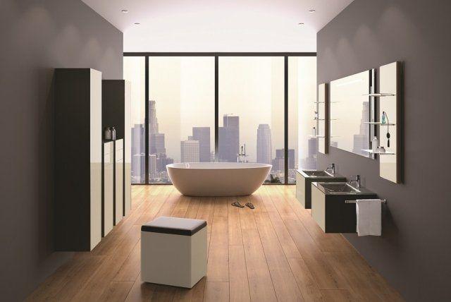 101 photos de salle de bains moderne qui vous inspireront Cuisine