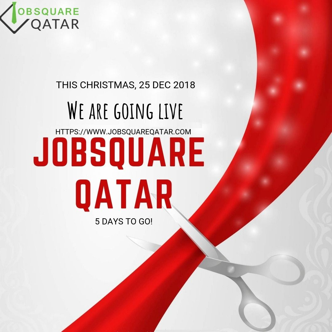 Introducing Jobsquare Qatar! First ever online job