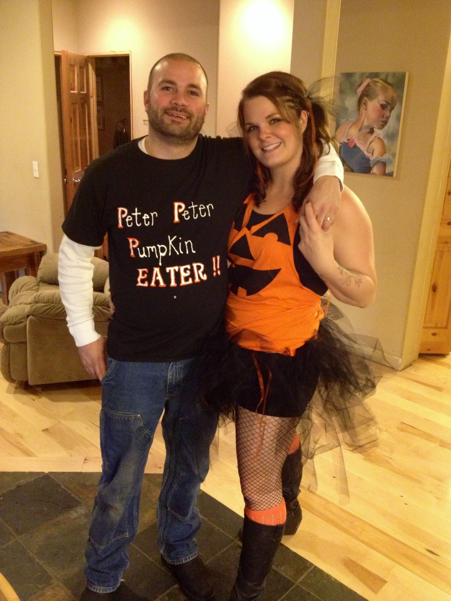 cute couple costume idea!!! (: | holiday ideas | halloween costumes