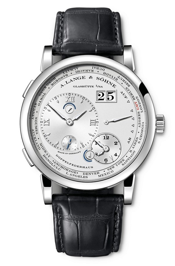 A. Lange & Söhne Lange 1 Time Zone Luminous