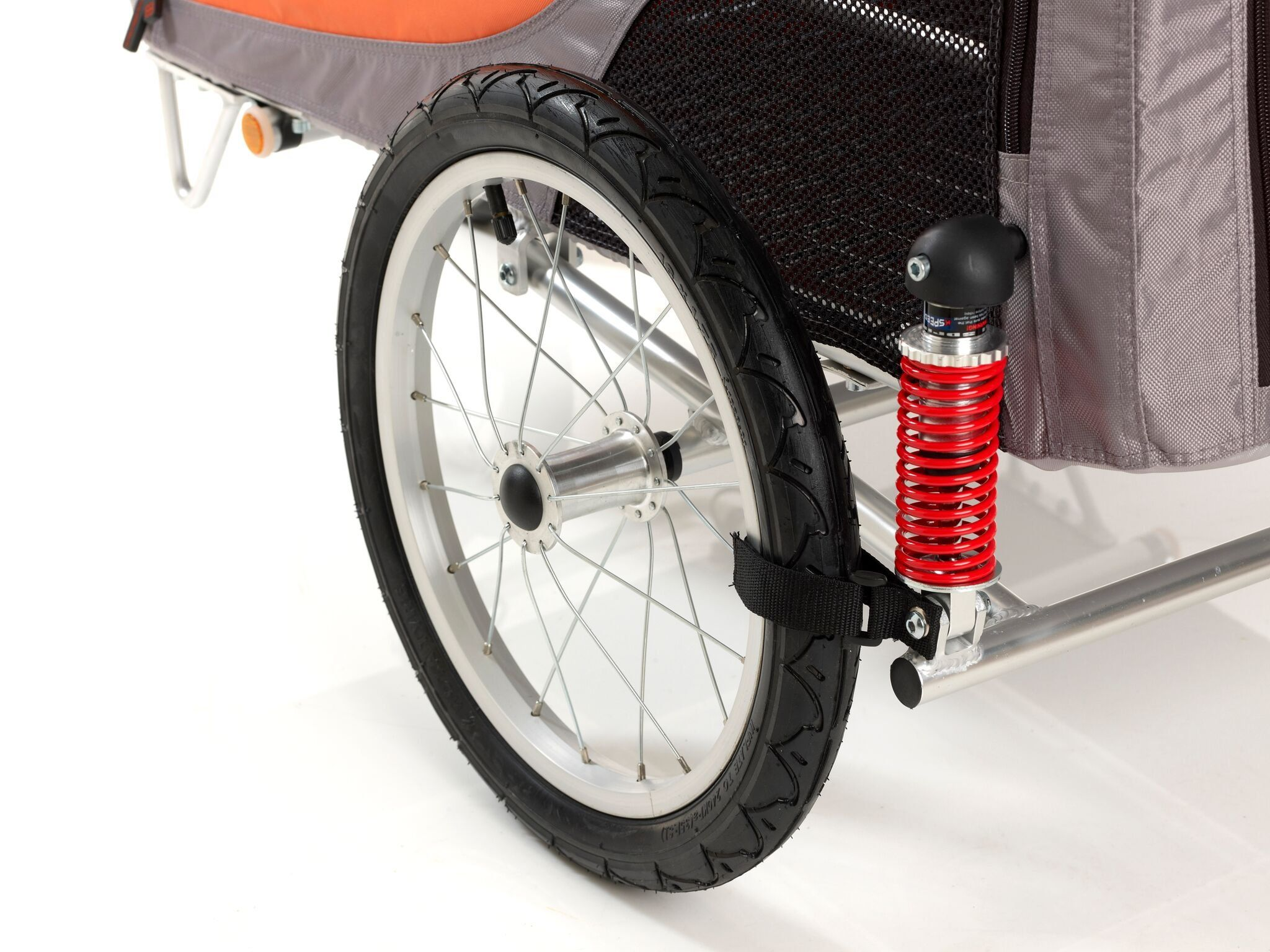 Petego Comfort Wagon Bicycle Pet Trailer Large * Find out