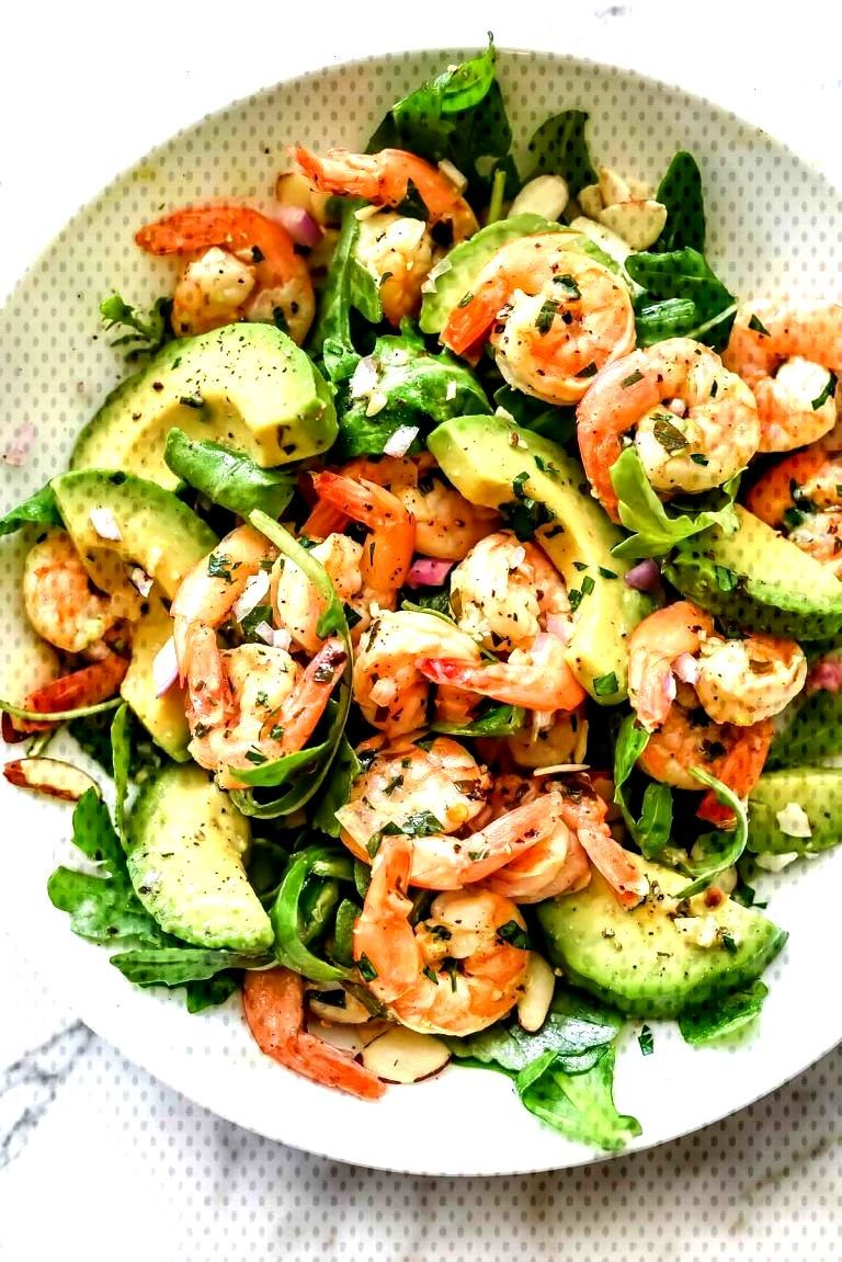 Citrus Shrimp and Avocado Salad   Citrus Shrimp and Avocado Salad   Citrus Shrimp and Avocado Salad