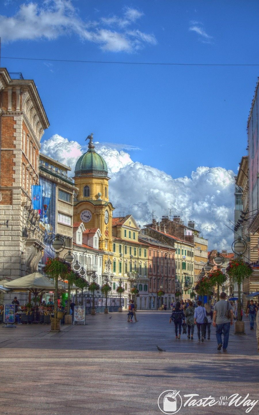 Top 8 Reasons To Add Rijeka To Your Croatia Itinerary Rijeka Croatia Itinerary Culture Travel