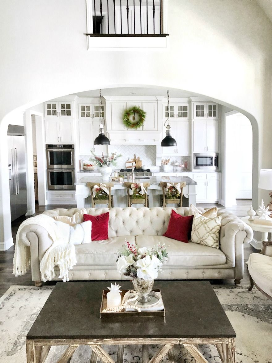 I\'m excited to share with you my Christmas home tour. This year I ...