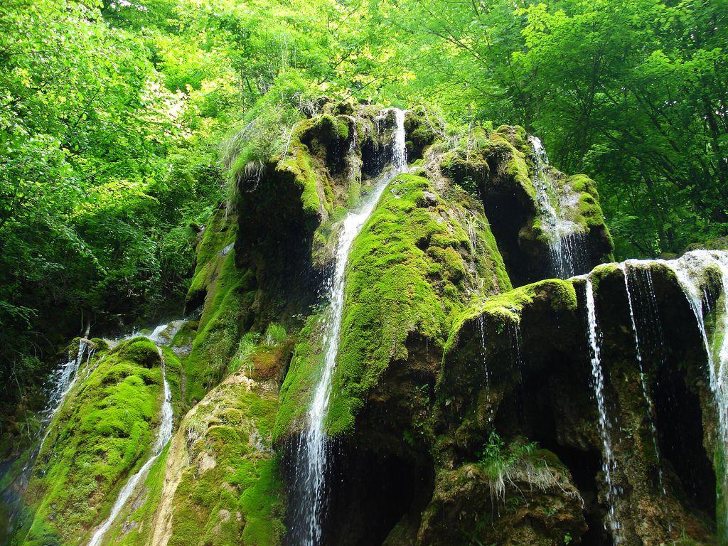 Cheile Nerei, tărâmul cascadelor - Patru Zări   Cheile Nerei