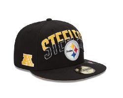 Pittsburgh Steelers New Era 2013 Draft Players 59FIFTY Structured Fitted Hat