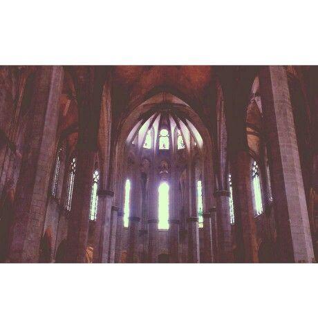 Iglesia del Mar, Barcelona.