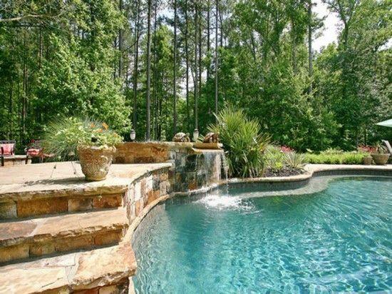 Fabulous Waterfall 3149 Shumard Way Marietta GA 30064 Fabulous
